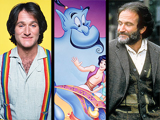 Remembering Robin Williams: His Most Beloved Roles | Robin Williams