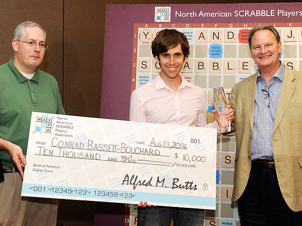 Oregon Man Becomes Scrabble Champ with the Word 'Docent'| Scrabble, Real People Stories
