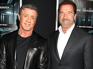 Sly Stallone Wanted to 'Strangle' Arnold Schwarzenegger During Old Rivalry (VIDEO) | Arnold Schwarzenegger, Sylvester Stallone