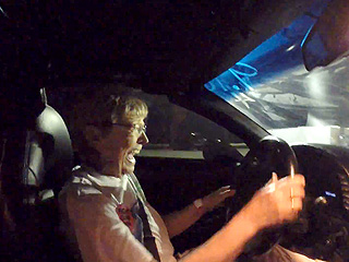 76-Year-Old Grandma Wins Drag Race ... Twice!