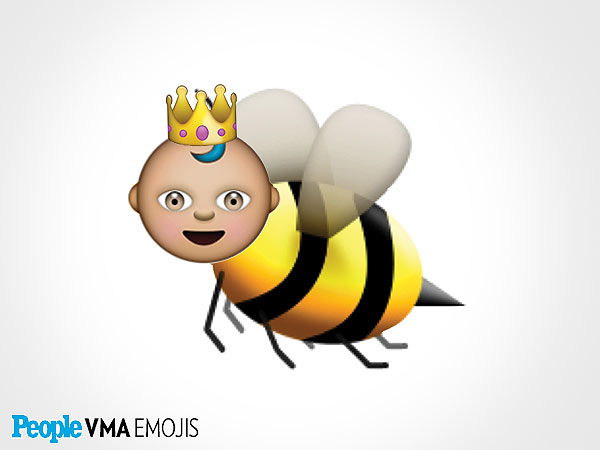 The Most OMG Moments in MTV VMA History as Told by Emojis| Nirvana, MTV Video Music Awards 2014, News Franchises, Individual Class, Beyonce Knowles, Britney Spears, Christina Aguilera, Diana Ross, Eminem, Kanye West, Lady Gaga, Lil' Kim, Madonna, Miley Cyrus, Robin Thicke