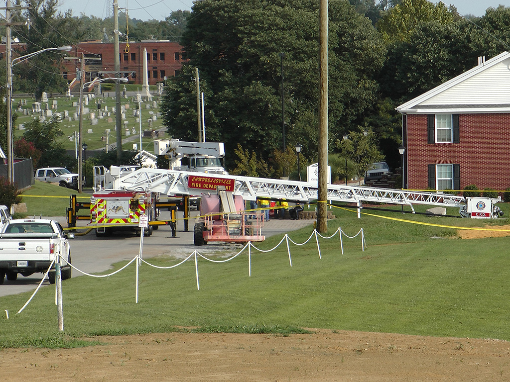 Firefighters Seriously Injured in Ice Bucket Challenge Gone Awry