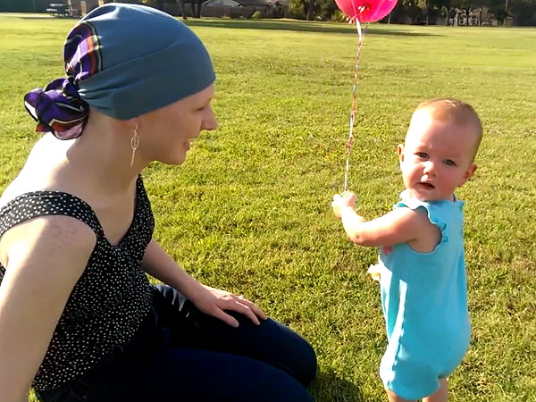 WATCH: Baby Girl Gives Sweet and Soaring Goodbye to Her Pacifier
