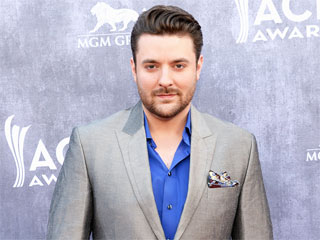 Chris Young on the Road to Recovery After June Kitchen Accident