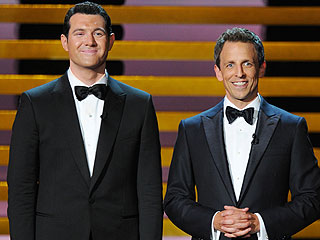 WATCH: The Funniest Part of the Emmys Didn't Happen Onstage