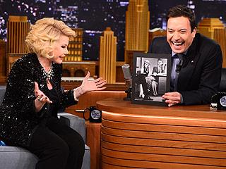 WATCH: Jimmy Fallon Tearfully Remembers Tonight Show Legend Joan Rivers