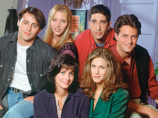 Friends, ER, Party of Five and More: How September 1994 Changed TV