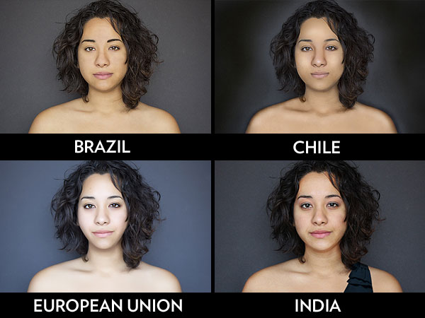 Similarly Foreign Women 25