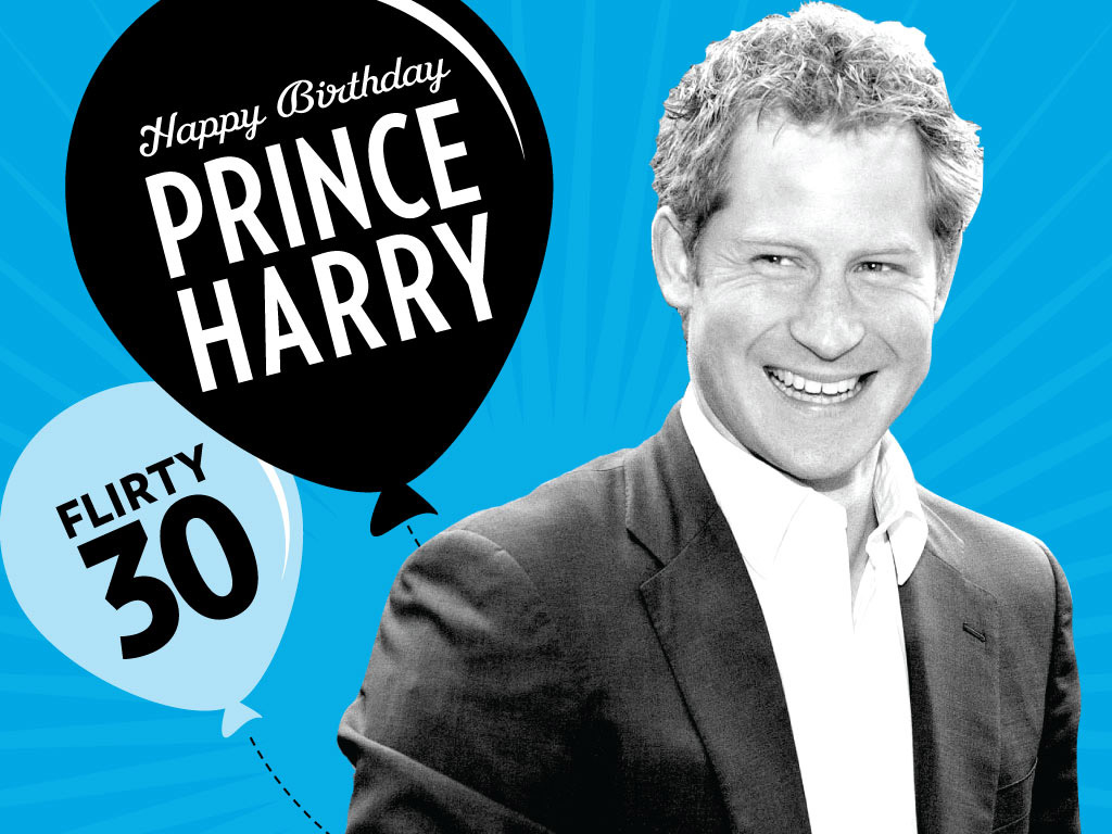 Infographic: How to Make 30 as Cool as Prince Harry Does  The British Royals, The Royals