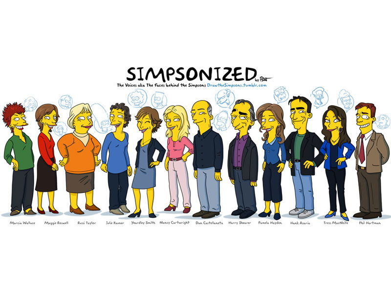 7 of Your Favorite TV Shows, Simpson-ized| A Game of Thrones, Breaking Bad, Game of Thrones, The Simpsons, The Simpsons, Around the Web, People Picks