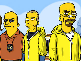 PHOTOS: 7 of Your Favorite TV Shows, Simpson-ized