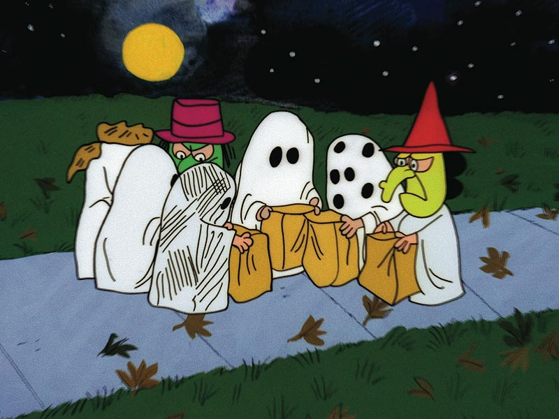 PHOTOS: It's the Great Pumpkin, Charlie Brown Is Back| Halloween, It's the Great Pumpkin, Charlie Brown, Peanuts, Halloween, People Picks, Charles Schulz
