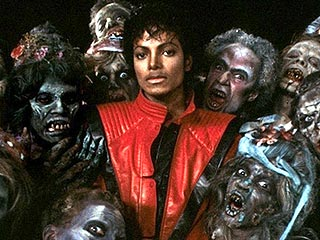 FROM EW: Michael Jackson's Thriller Becomes First Album Certified 30X Platinum