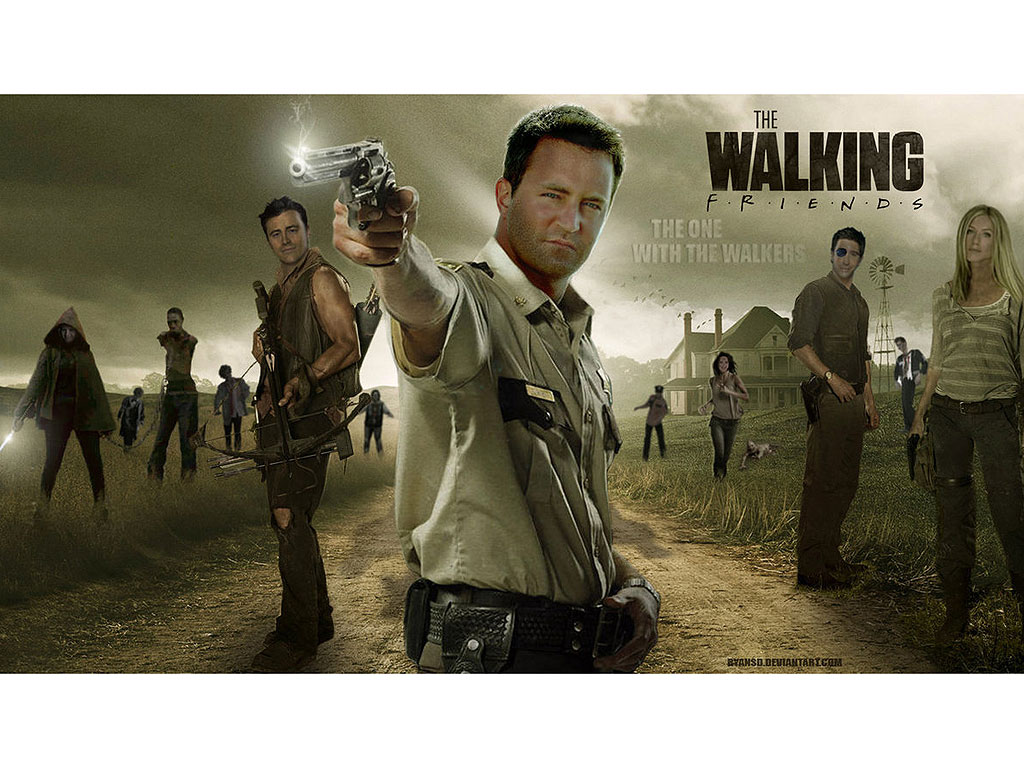 'Walking Drunk' Pairs Walking Dead Theme with Conspicuous Imbibers (VIDEO)| The Walking Dead