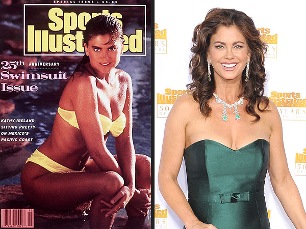 Kathy Ireland 25 Years After Sports Illustrated Swimsuit Issue Debut