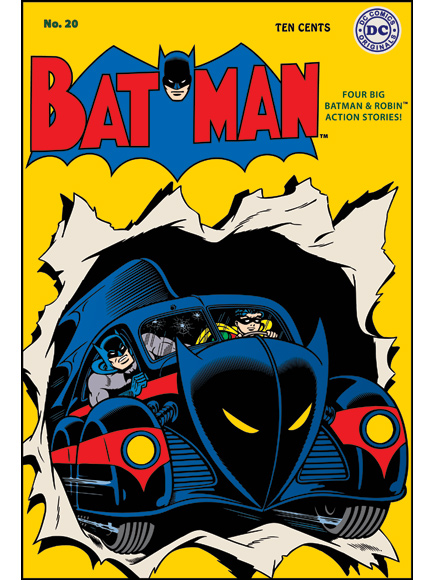 batman 14 435 Batman Turns 75: 16 Amazing Vintage Batman Covers to Celebrate