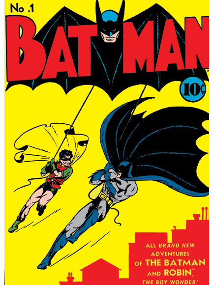 batman 16 435 Batman Turns 75: 16 Amazing Vintage Batman Covers to Celebrate