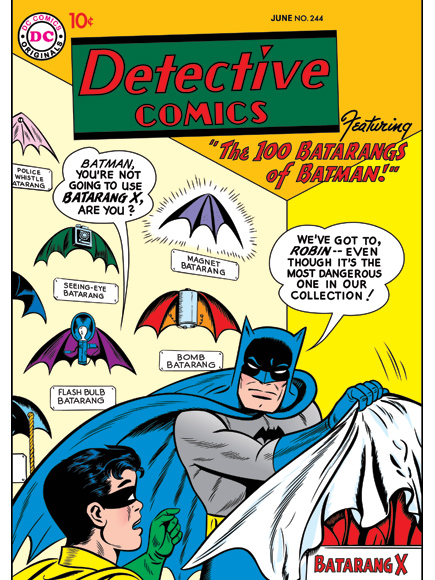 batman 4 435 Batman Turns 75: 16 Amazing Vintage Batman Covers to Celebrate
