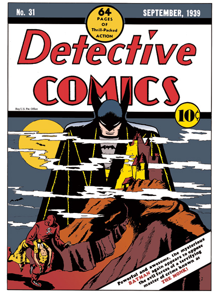 batman 6 435 Batman Turns 75: 16 Amazing Vintage Batman Covers to Celebrate