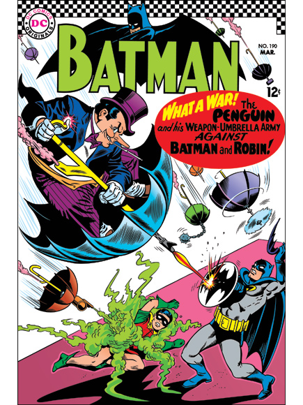 batman 8 435 Batman Turns 75: 16 Amazing Vintage Batman Covers to Celebrate