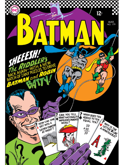 batman 9 435 Batman Turns 75: 16 Amazing Vintage Batman Covers to Celebrate