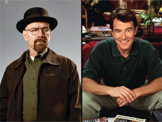 Emmy Face-Off: The Most Memorable Roles of the 2014 Nominees   Breaking Bad, Malcolm in the Middle