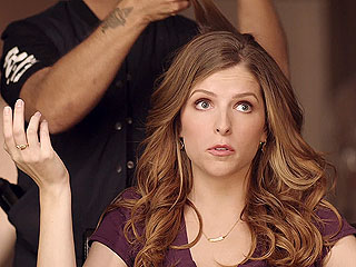 Anna Kendrick on Her Non-Super-Bowl Commercial and Who She'd Be on Girls