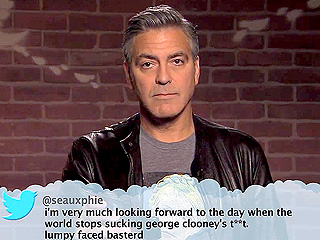 George Clooney, Jon Hamm Read Mean Tweets on Jimmy Kimmel Live | Jimmy Kimmel Live, Jimmy Kimmel Live!, George Clooney, Jimmy Kimmel