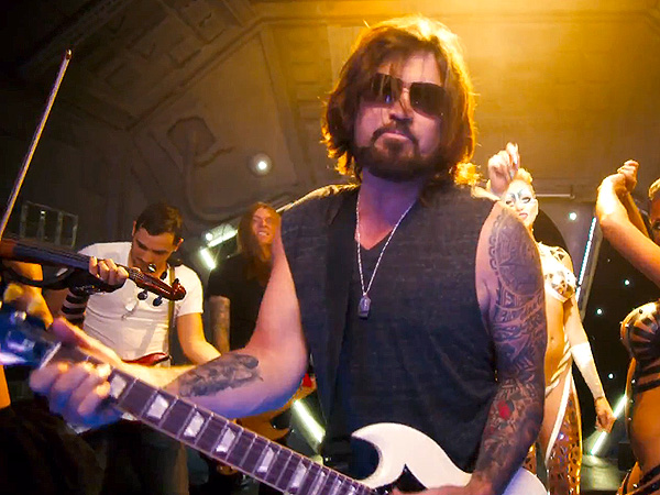 Billy Ray Cyrus + Twerking: 'Achy Breaky Heart' Returns as a Rap Song | Billy Ray Cyrus