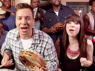 Watch 5 of Jimmy Fallon's Funniest Late Night Moments | The Tonight Show, Carly Rae Jepsen, Jimmy Fallon