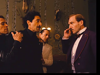 See Why Adrien Brody Knocks Ralph Fiennes Out in Grand Budapest Hotel | The Grand Budapest Hotel, Bill Murray
