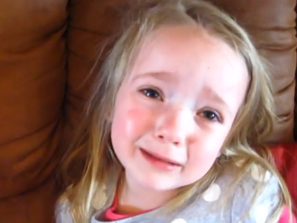 VIDEO: Adorable Girl Wants Baby Brother to Stay Little Forever, Completely Loses It| Around the Web, Real People Stories