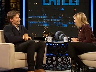 Nikolaj Coster-Waldau Shows Off Spanking Injury from Kate Upton (VIDEO) | Chelsea Handler, Nikolaj Coster-Waldau