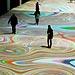 Artist Transforms Church Floor into Stunning Mosaic (Video)