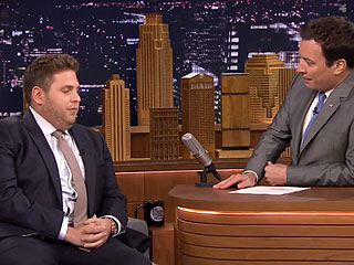 Jonah Hill Addresses Slur Controversy on The Tonight Show | Jimmy Fallon, Jonah Hill