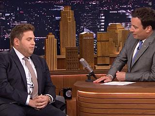 Jonah Hill Addresses Slur Controversy on The Tonight Show   Jimmy Fallon, Jonah Hill