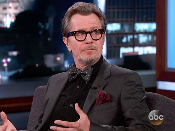Gary Oldman Apologizes for Controversial Playboy Interview (VIDEO) | Gary Oldman
