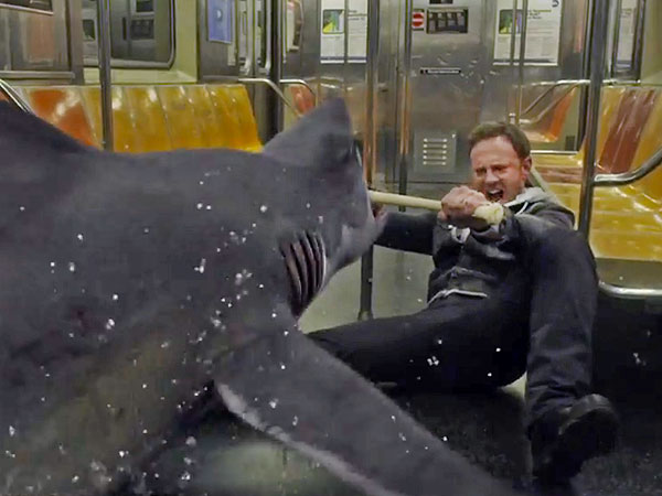 Sharknado 2: The Second One: Twitter Reactions