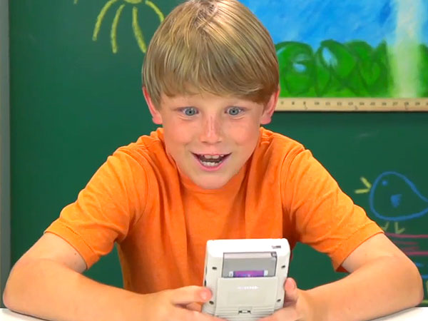 'It Takes a Very Long Time!' See the Kids of Today React to a Typewriter| Around the Web