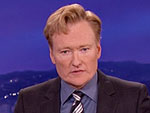 Conan O'Brien Broke News of Robin Williams's Death  to His Audience Live (VIDEO) | Conan O'Brien