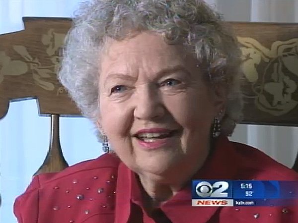 86-Year-Old Utah Woman Writes Romance Novel