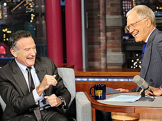 David Letterman Remembers Robin Williams (VIDEO) | Late Night with David Letterman, Late Show With David Letterman, David Letterman, Robin Williams
