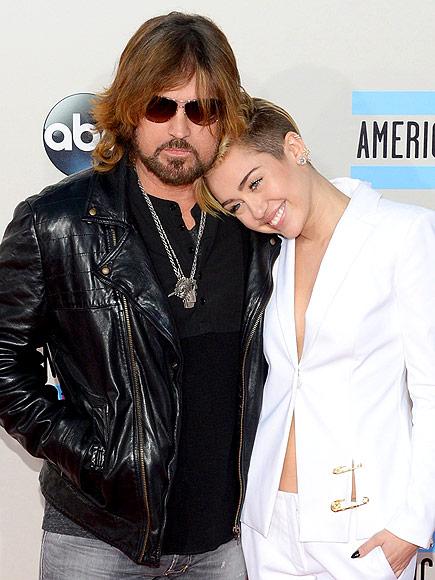 photo | Billy Ray Cyrus, Miley Cyrus