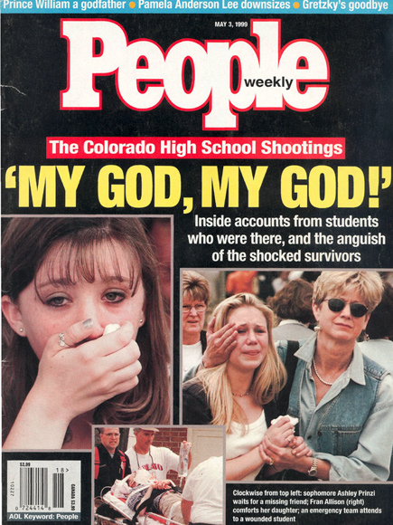 Columbine shooting date