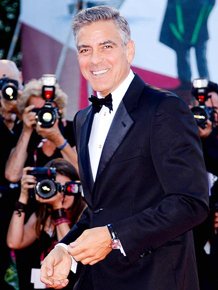 Latest George Clooney