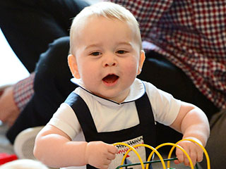 12 Reasons Prince George Had the Best Year Ever