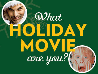 QUIZ: What Classic Holiday Movie Are You?