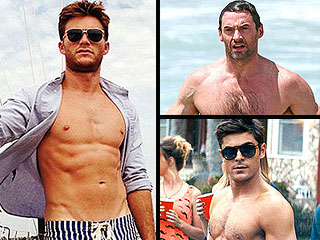 PHOTOS: 21 Sexy Celebrity Six-Packs