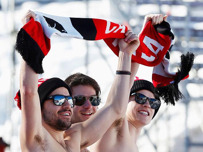 O, CANADA photo | Winter Olympics 2014