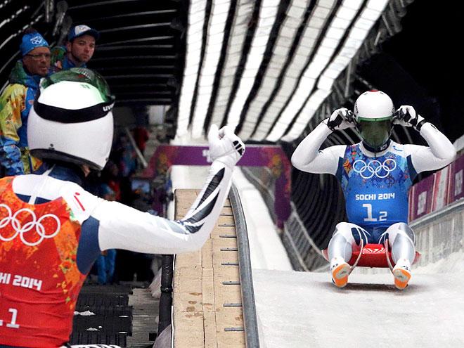ICE SCREAM photo | Winter Olympics 2014